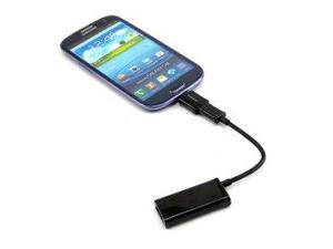 Smays MHL Micro USB to HDMI HDTV Adapter  and  Cable for Galaxy S3 i9300 i9500 S4 Note2 N7100 S2 i9100 Note N7000 HTC one