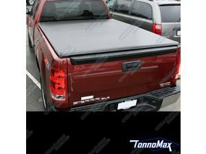 TOYOTA TACOMA DOUBLE CAB 5FT BED 2005-2015 SOFT ROLL UP TONNEAU COVER