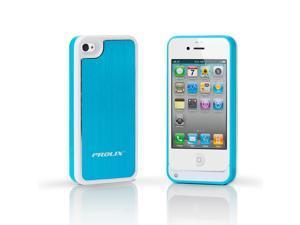 Prolix Power iPhone 4/4S External Battery Case - Fits all versions of iPhone 4 - Aluminum (Blue)