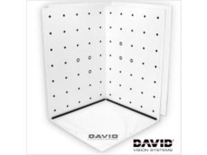 DAVID 3D Calibration Panels Set