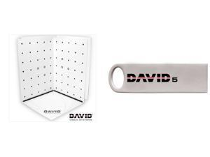 Bundle DAVID5 USB - 3D Scanning Software + Calibration Panels Set