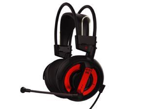 Red E-3lue E-Blue COBRA Limited Edition Pro Gaming Headset