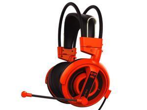 Orange E-3lue E-Blue COBRA Limited Edition Pro Gaming Headset