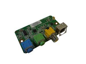 New Acer H5380BD P1283 P1383W Projector S-Video Audio I/O Circuit Board