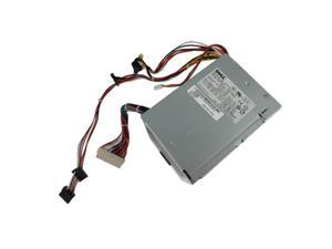 Dell Dimension 5200 E310 E510 E520 E521 Optiplex 320 330 360 740 745 755 960 Computer Power Supply 305W NH493 XK215 L305P-01 NPS-305KB A - Refurbished
