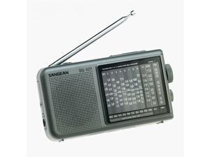 AM/FM 10-Shortwave World Band Receiver