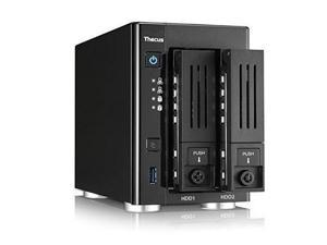 2 Bay Network Attached Storage (NAS) With Latest Os7 Interf - N2810