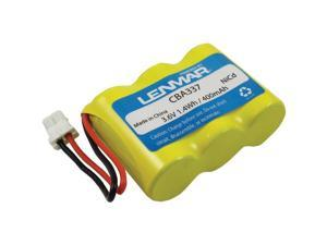 LENMAR CBA337 SW Bell(R)4205083, 4205080, FF-2125, FF-677A, GH3010 & GH3000 Cordless Phone Replacement Battery