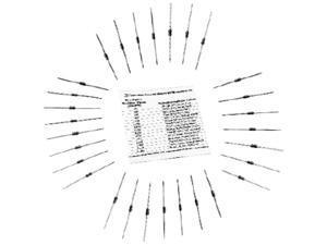 DIRECTED ELECTRONICS 654T Resistor Multi-Pack