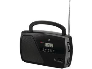 GPX R633B Shortwave AM/FM Radio