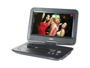 "NAXA NPD1003 10"" TFT/LCD Swivel-Screen Portable DVD Player"