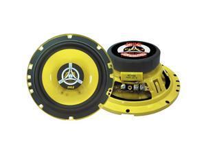 "6.5"" 2-Way Speakers - 240W Max"