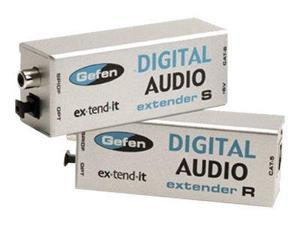 DIGITAL AUDIO EXTENDER SPDIFOPTICAL