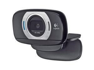 8MP HD 1080p Webcam C615 with Autofocus