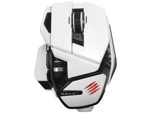 Mous9 White Adj Bt Mouse