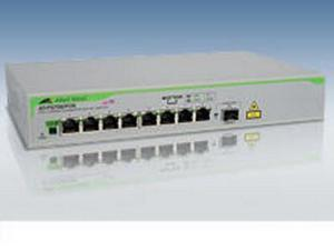 SWITCH - PORTS QTY: 8 - ETHERNET&#59; FAST ETHERNET - 100 MBPS - RACK-MOUNTABLE