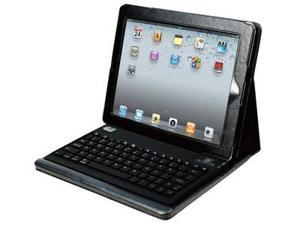 COMPAGNO2 KEYBOARD WITH CASE FOR IPAD 2/3/4 ( BLACK)