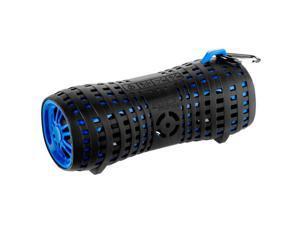Boss Audio MRBT200 Portable Marine Bluetooth Stereo Speaker - Black/Blue - MRBT200