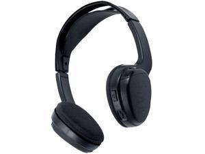 Power Acoustik - 2-Channel Wireless IR Headphones - 1286625