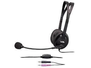 OEM Stereo Headset/Mic w/Mute