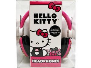 Hello Kitty Headphones Case Pack 12