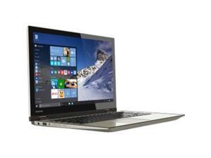 "TOSHIBA Satellite L55W-C5252 Intel Core i3 5th Gen 5015U (2.10 GHz) 6 GB Memory 500 GB HDD Intel HD Graphics 5500 15.6"" Touchscreen 1366 x 768 Ultrabook Windows 10 Home"