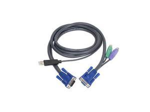 IOGear Ps 2 To USB Kvm Cable - G2L5502UP