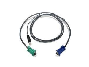 IOGear 6' USB Kvm Cable - G2L5202U