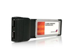 Expresscard 1394 Firewire Card