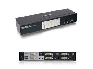IOGear 2 Port DVI Kvm Switch Taa - GCS1642