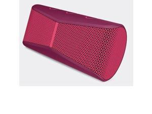 Logitech X300 Wireless Mobile Speaker Red - 984-000401