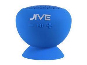 PC Treasures Lyrix Jive Wres Bluetooth Speaker Blue - 09011-PG