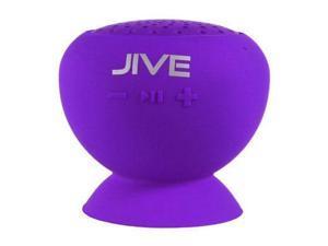 PC Treasures Lyrix Jive Wres Bluetooth Speaker Purple - 09024-PG