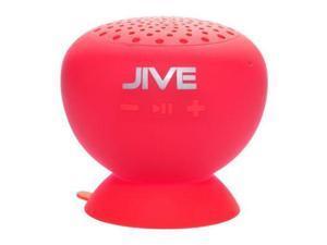 PC Treasures Lyrix Jive Wres Bluetooth Speaker Red - 9257