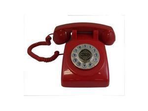 1950 Desk Phone Red - PMT-1950-DESKPHONE-RD