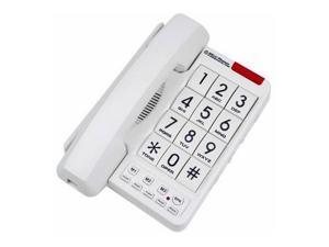 MB2060-1 Big Button Phone White - NWB-20600