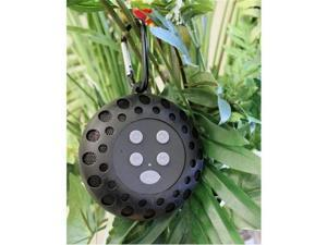 Bluetooth speaker with clip BLACK - CBD-BT2000BLK
