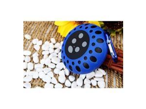 Bluetooth speaker with clip BLUE - CBD-BT2000BLUE