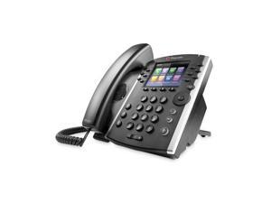 VVX 400 IP Business Phone with AC Power - PY-2200-46157-001