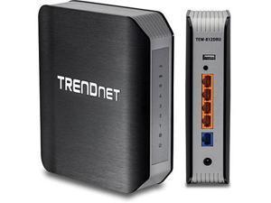 TRENDnet Wireless Ac1750 Router - TEW-812DRU
