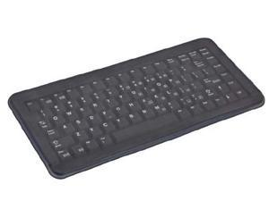 Black 11inch ultraslim keyboard - EZN4100LCMUS2