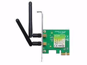 300MBPS WIRELESS N PCI EXPRESS ADAPTER - TL-WN881ND