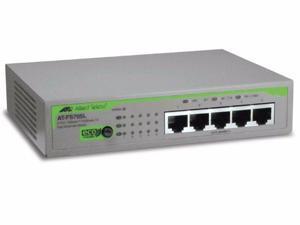 5-port10/100MbpsUnmanagedSwitch - AT-FS705L-10
