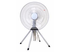 """Sunpentown Home Living Room Appliance 18"""" Heavy Duty Fan - 1222-SF-1816"""