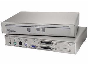 Raritan Compuswitch Cs2-Pent - Kvm Switch - 2 Ports - Desktop - CS2-PENT-PAC