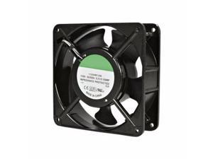 Startech 12cm AC Fan Kit for Server Rack Cabinet - rack fan kit (115 V) - ACFANKIT12