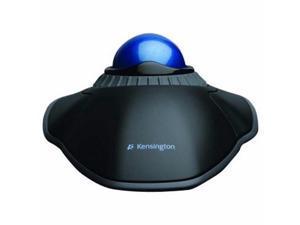 Kensington Orbit Trackball with Scroll Ring - Trackball - Optical - Wired - Usb - K72337US