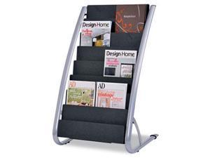 Alba Literature Floor Display Rack - ABADDEXPO8