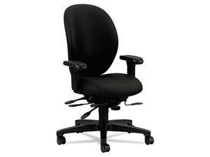 HON Unanimous High Performance, High-Back Task Chair - HON7608CU10T
