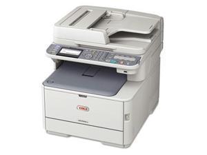 OKI MC562w Wireless Multifunction Color Laser Printer - OKI62441904